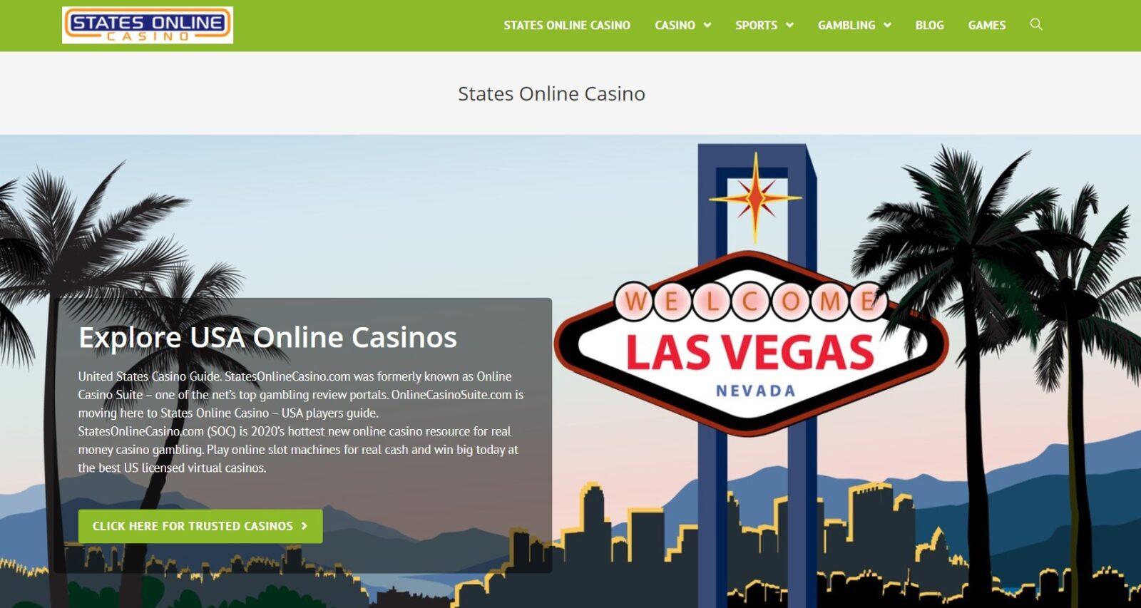 States Online Casino (SOC)